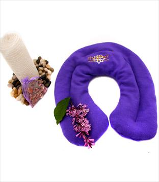Neck Compress - Lavender with Aromatherapy